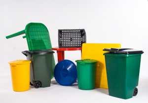 Plastmasas preces