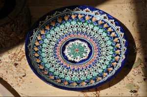 Восточная керамика и ножи