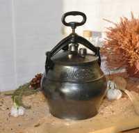 Afgāņu kazans 10L/ātrvārītājs 4.6kg