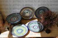 Bļoda - Ljagan (keramika) Diam.38cm