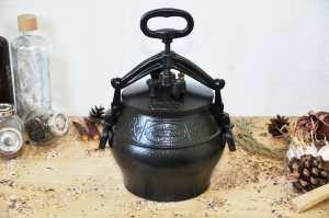 Afgāņu kazans 5L/ātrvārītājs 4kg